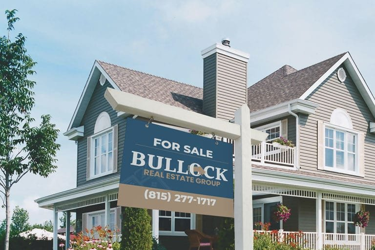 Home for sale by Bullock Real Estate Group