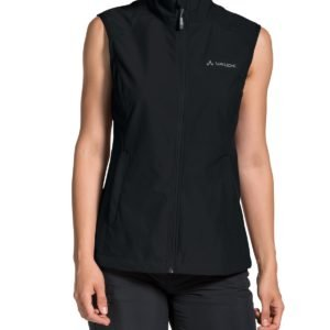 Softshell vest