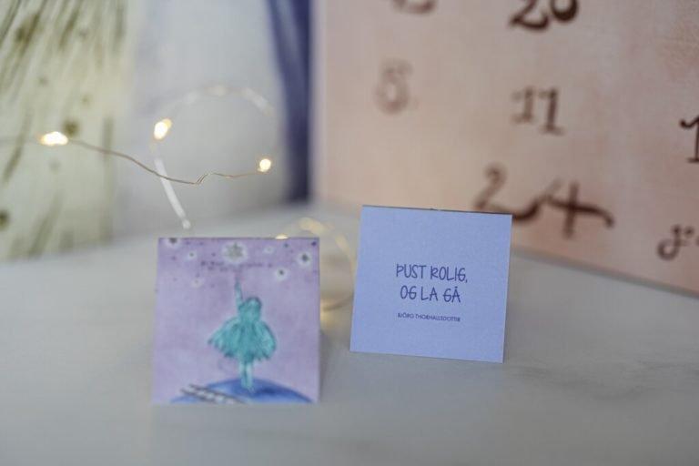 Julekalender Björg Thorhallsdottir