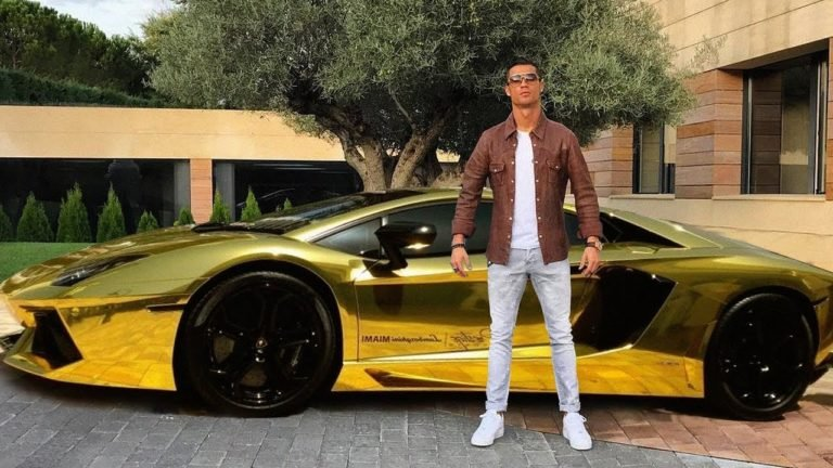 Cristiano Ronaldo's Car Collection: What You Didn't Know Yet