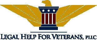 Legal Help For Veterans Logo