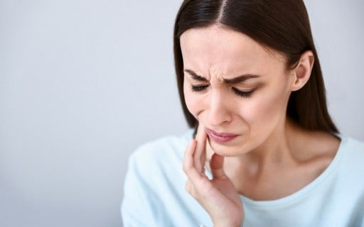 Acupressure for Jaw