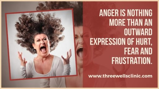 Anger is nothing More quote