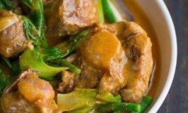 Kare Kare Recipe - Panlasang Pinoy