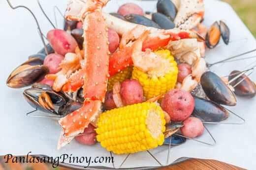Seafood Boil Recipe
