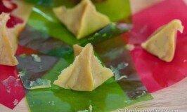 How to Make Yema Triangle Panlasang Pinoy