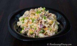 Ketogenic Bacon and Egg Salad Recipe