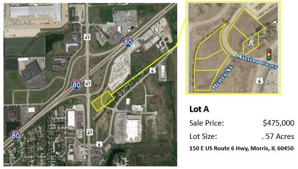 Mission Parkway/Henry Brown - Lot A 4