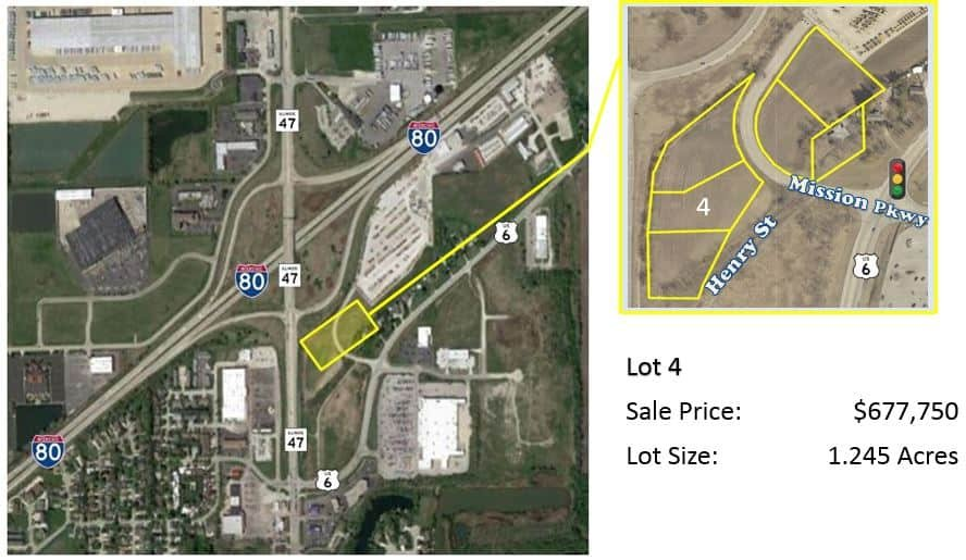 Mission Parkway/Henry Brown - Lot 4 1