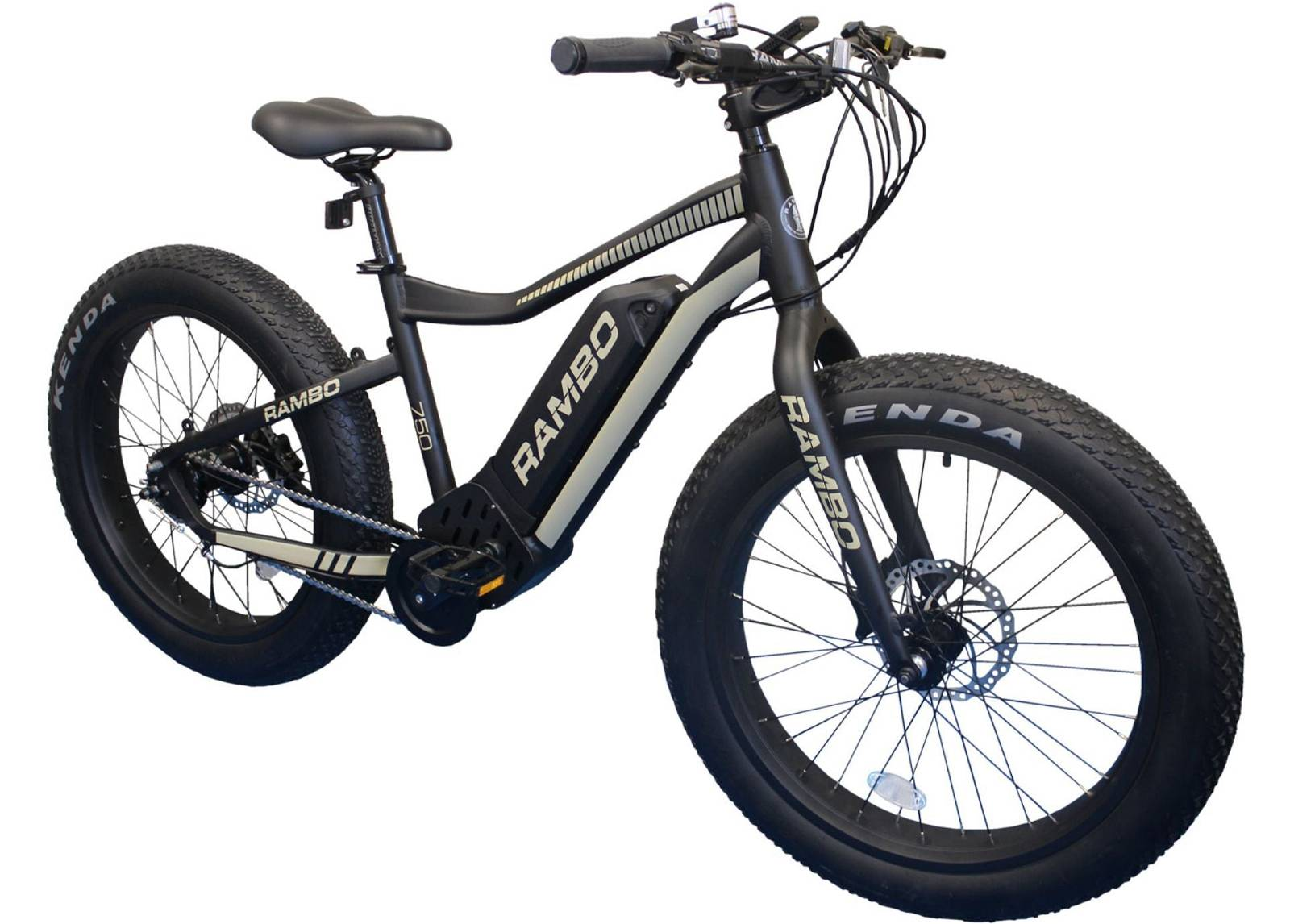 Rambo Ryder Hunting Electric Bike Review