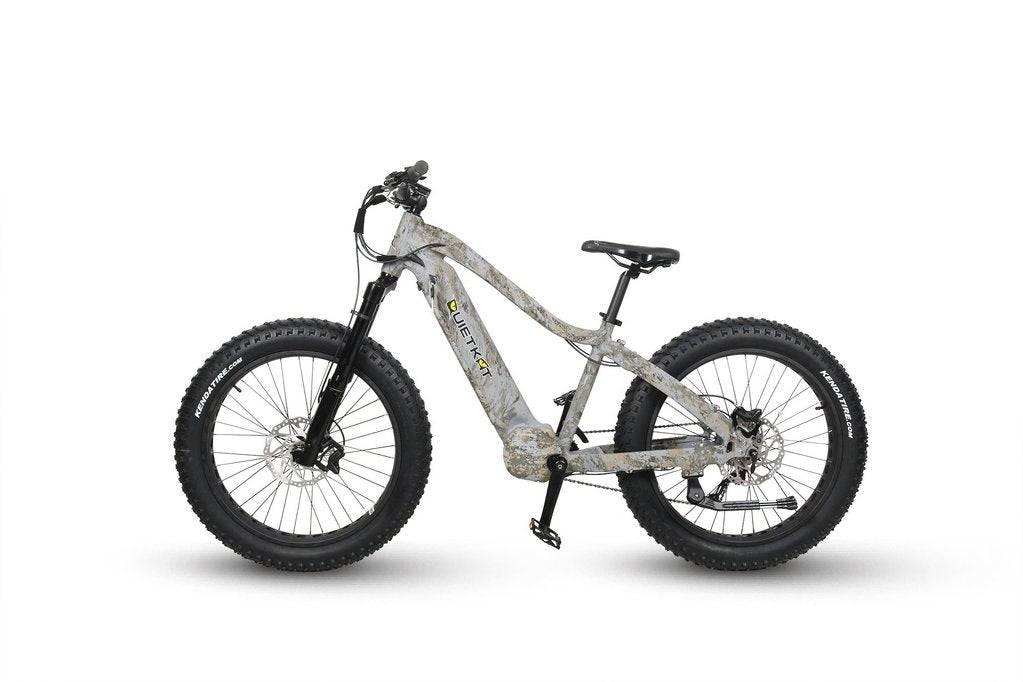 2020 QuietKat Apex Electric Hunting Bike
