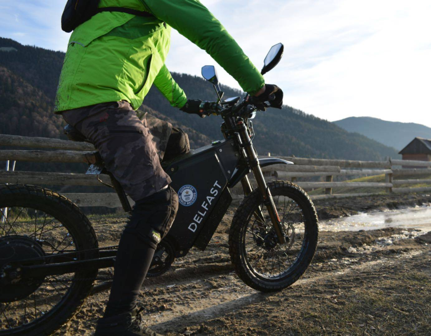 Delfast Top 3.0 E-Bike Overview [Top 7 Features for Hunters]