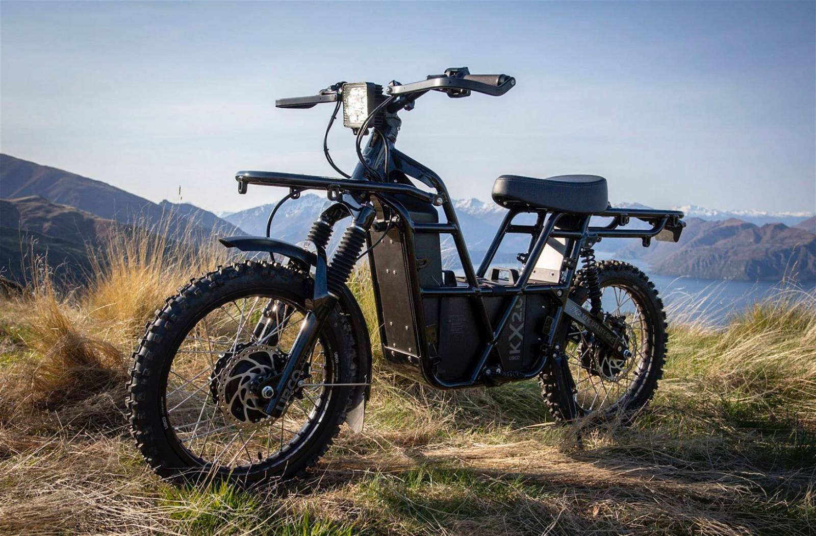 UBCO 2x2 Electric Bike Overview [Top 7 Features for Hunting]