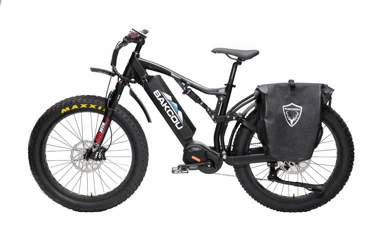 BAKCOU Storm Electric Hunting Bike Review
