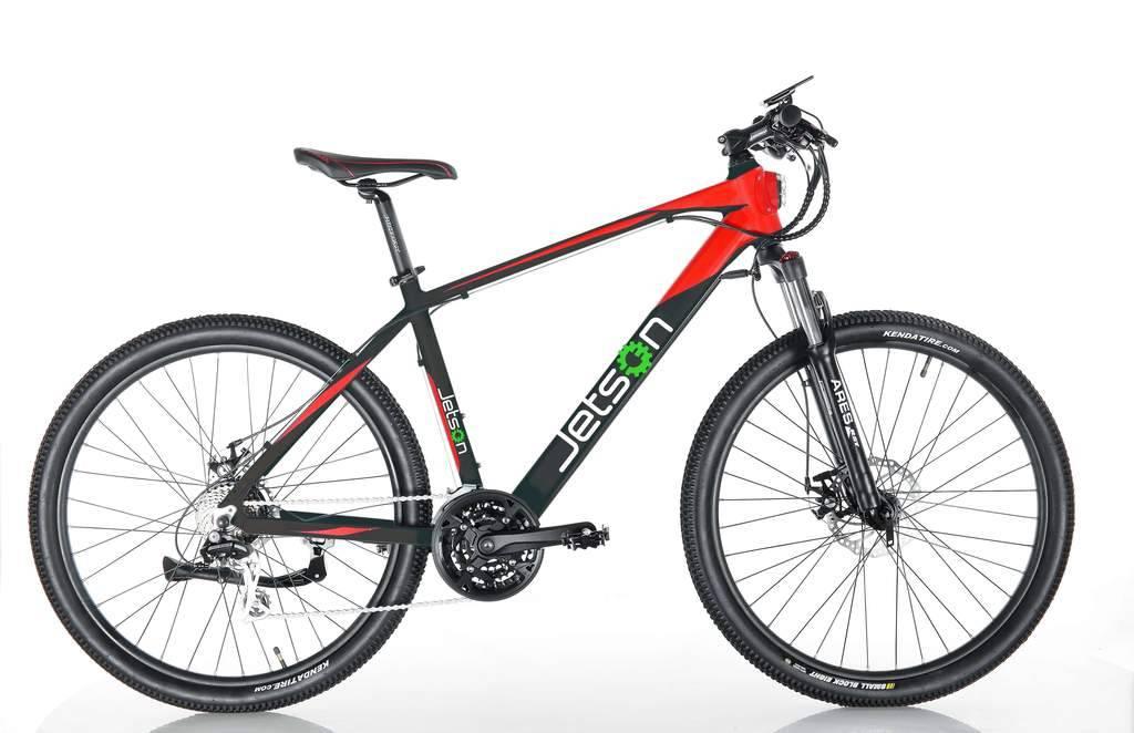 Jetson Adventure Electric Mountain Bike: A Review