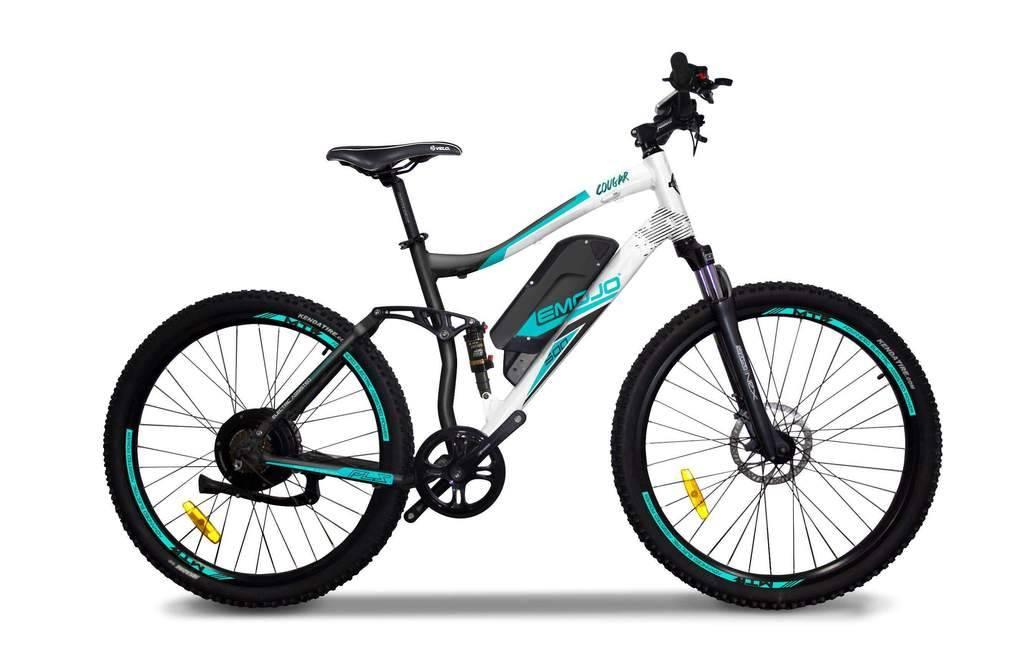 Emojo Cougar Electric Bike Review