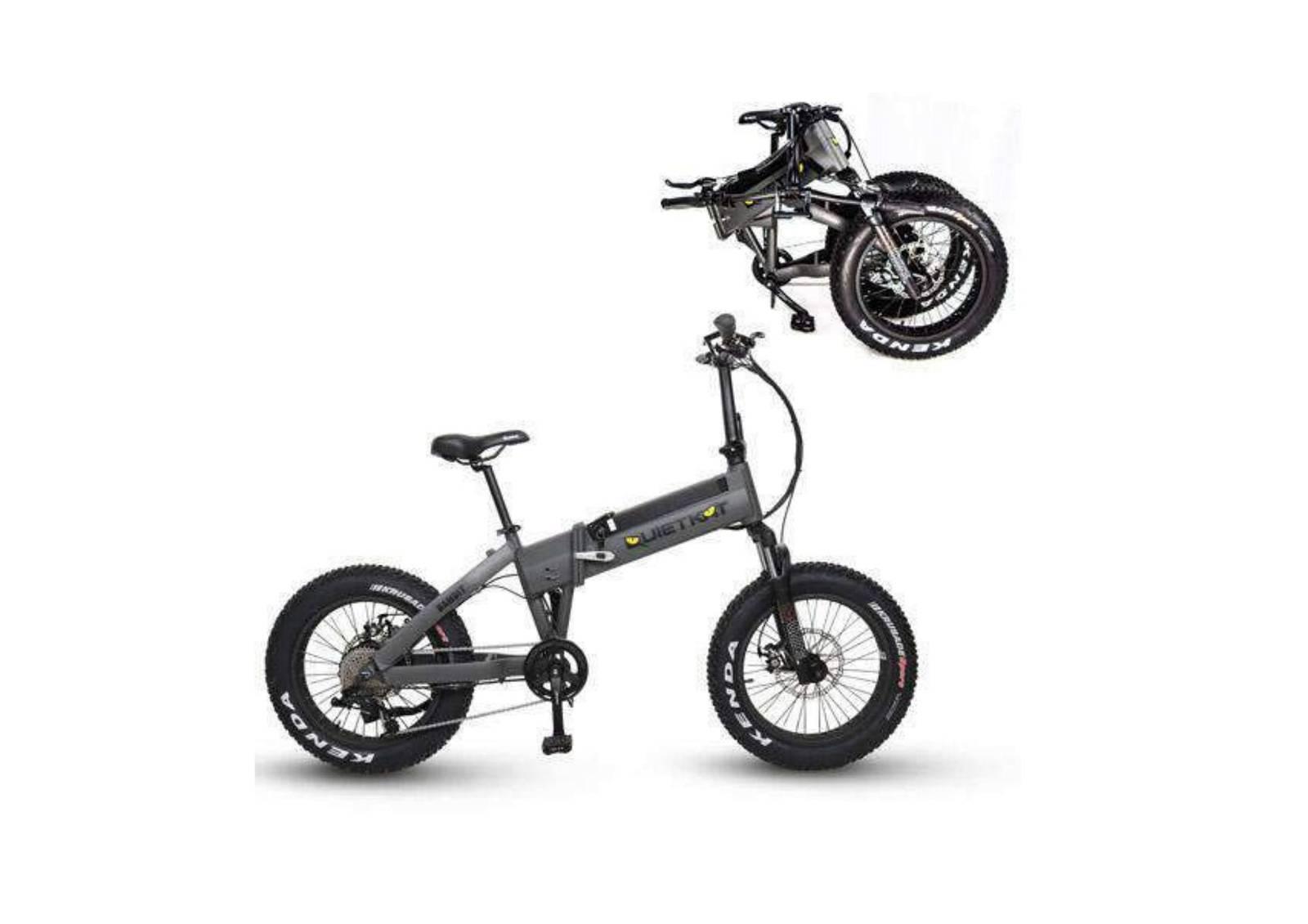 QuietKat 2020 Voyager Folding Electric Bike A Review