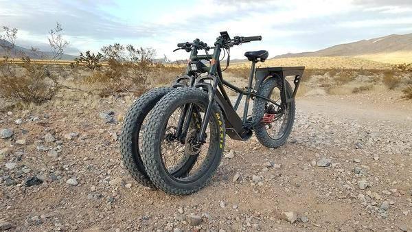 Rungu Electric Bike Review