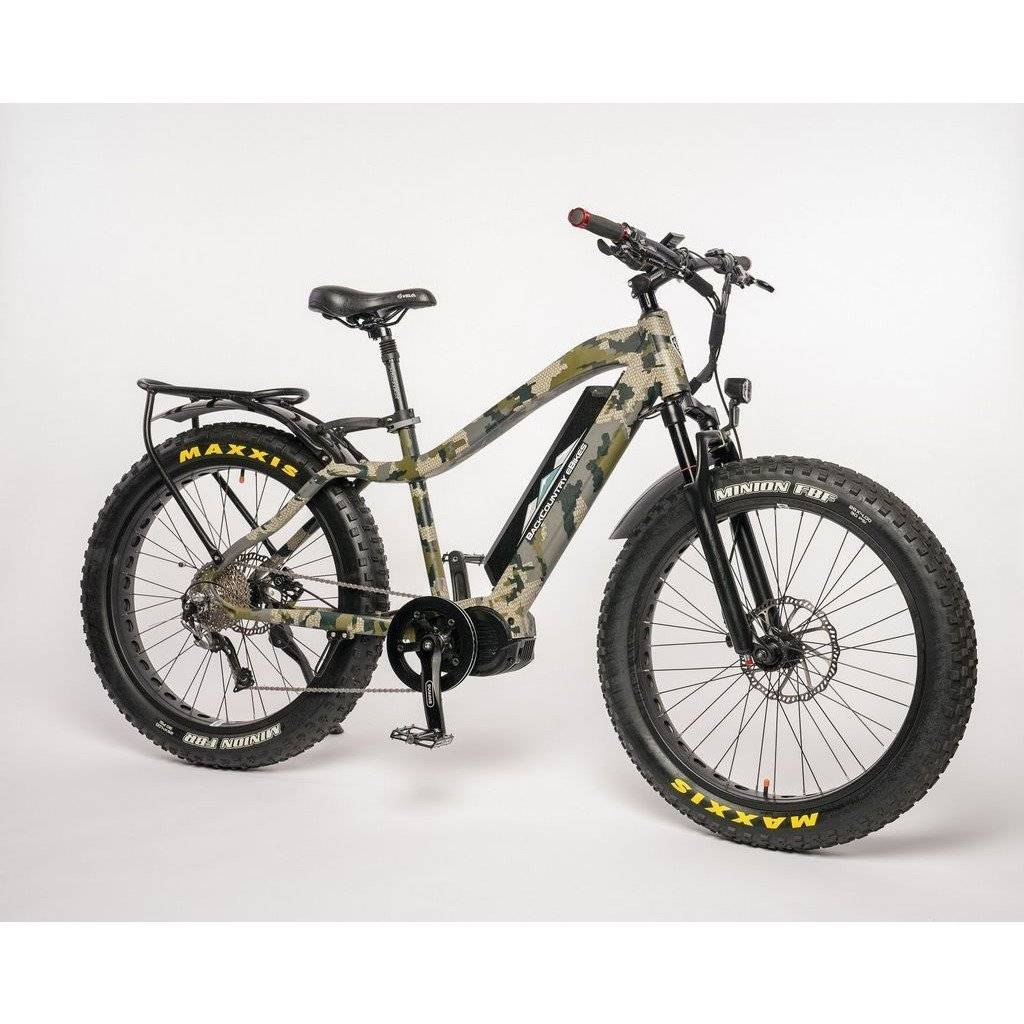 Bakcou Mule electric bicycle review from eBike Generation