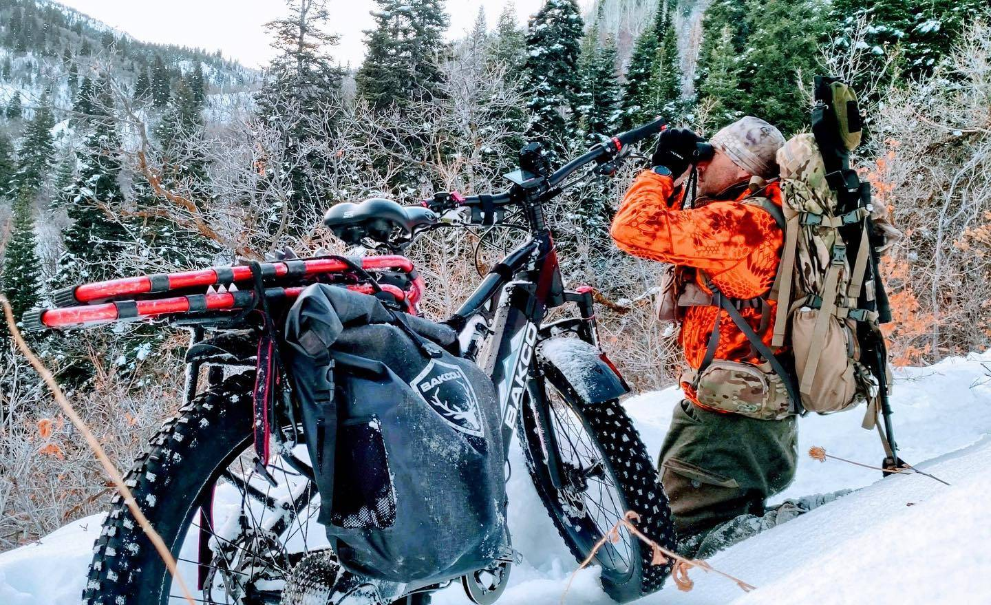 Bakcou Storm eBike Overview Top 7 Features for Hunters