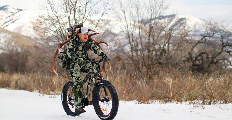 Top 6 Benefits of a Step-Through Fat Tire eBike For Hunting