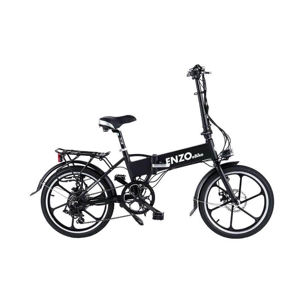 The Foldable Enzo Electric Bike
