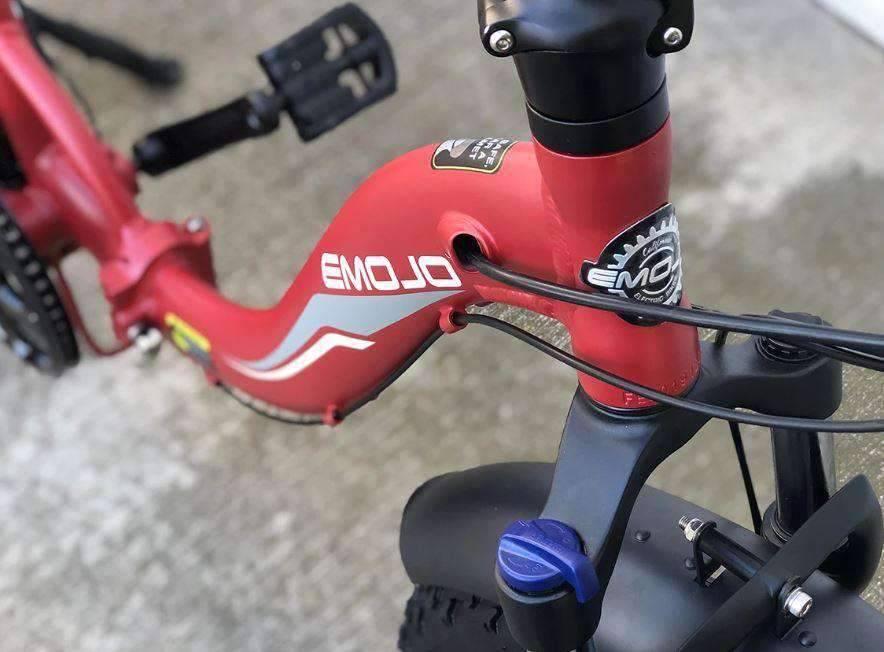 How to Fold Up an Emojo Electric Folding Bike
