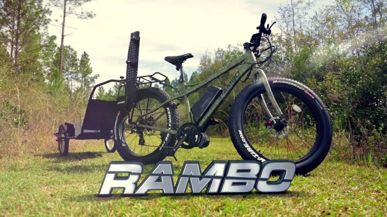 Essential Rambo Bike Accessories