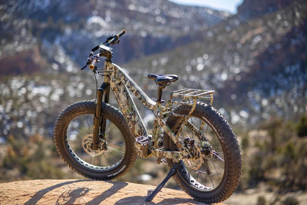 Quietkat Apex eBike Overview [Top 7 Features for Hunters]