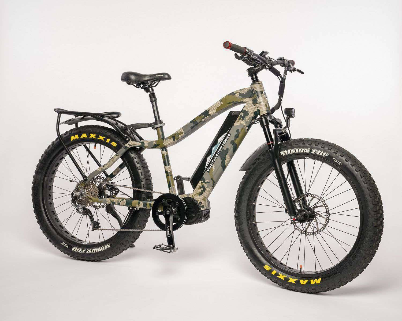 BAKCOU Electric Hunting Bikes