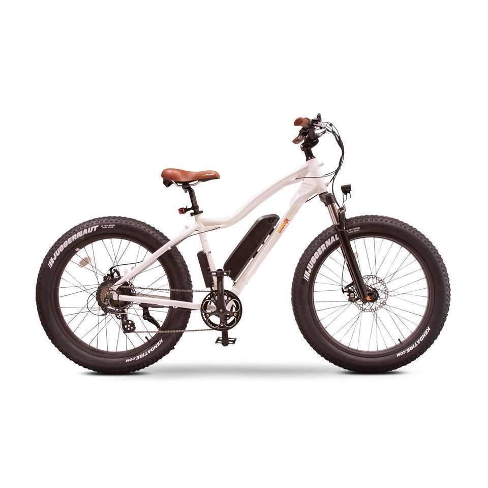 BAM Power Bikes by E-Wheels