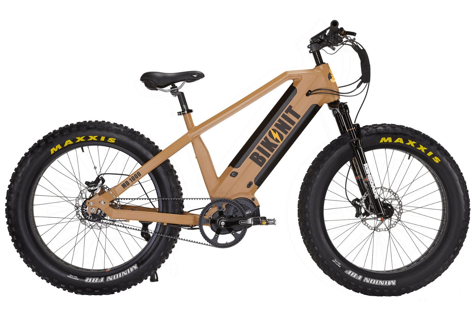 Bikonit Electric Hunting Bikes