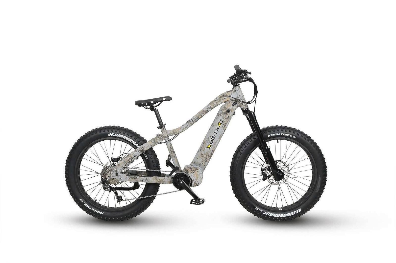 QUIETKAT Electric Hunting Bikes