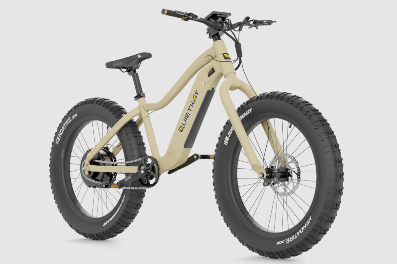 2021 QuietKat Ranger 5.0 Electric Hunting Bike