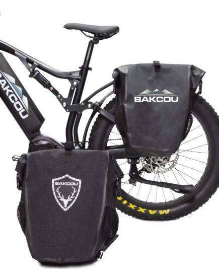 Bakcou Dual Use Backpack/Pannier Bagpack