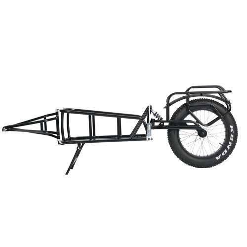QuietKat Cargo Trailer - Single Wheel