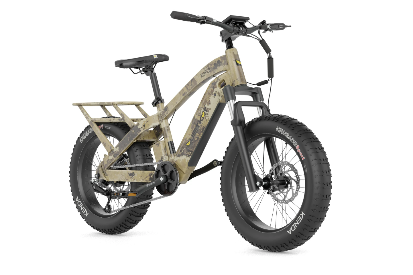 2021 Quietkat Ripper Kids Electric Bike