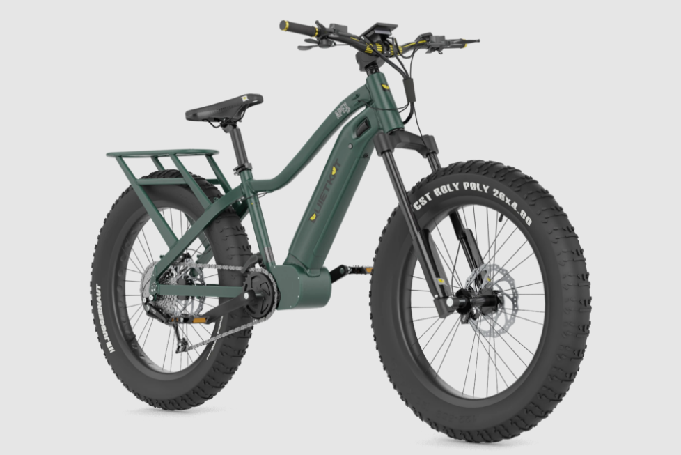 2021 QuietKat Apex Electric Hunting Bike