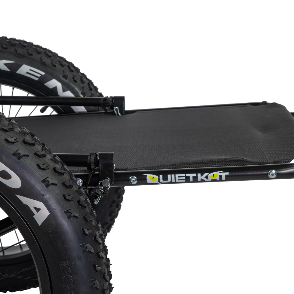 Quietkat Cargo Trailer - (2 Wheel)