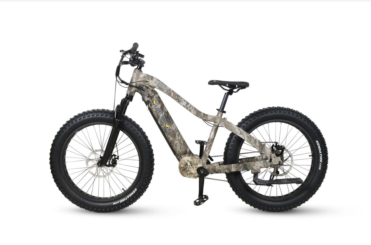 2020 Limited Edition Quietkat Apex Electric Hunting Bike