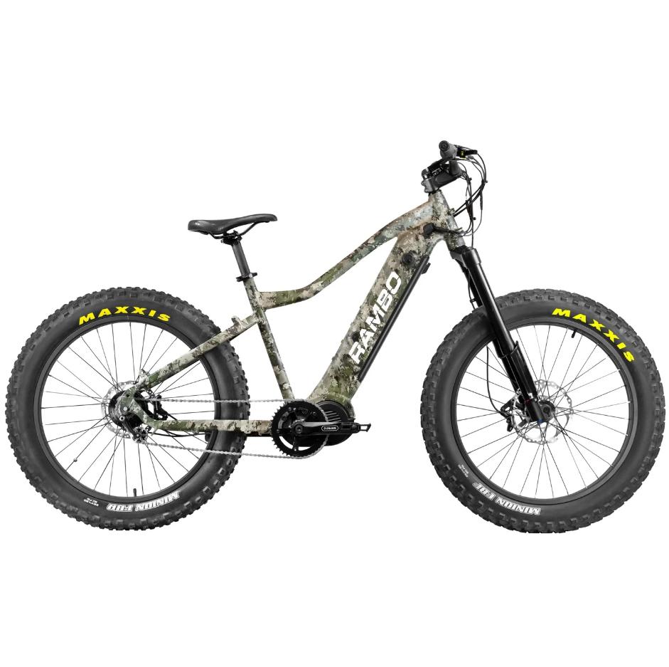 Rambo Venom 1000W XPR Electric Hunting Bike