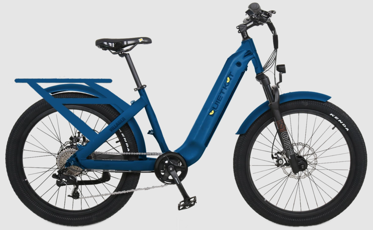 2021 Villager Urban Electric Bike