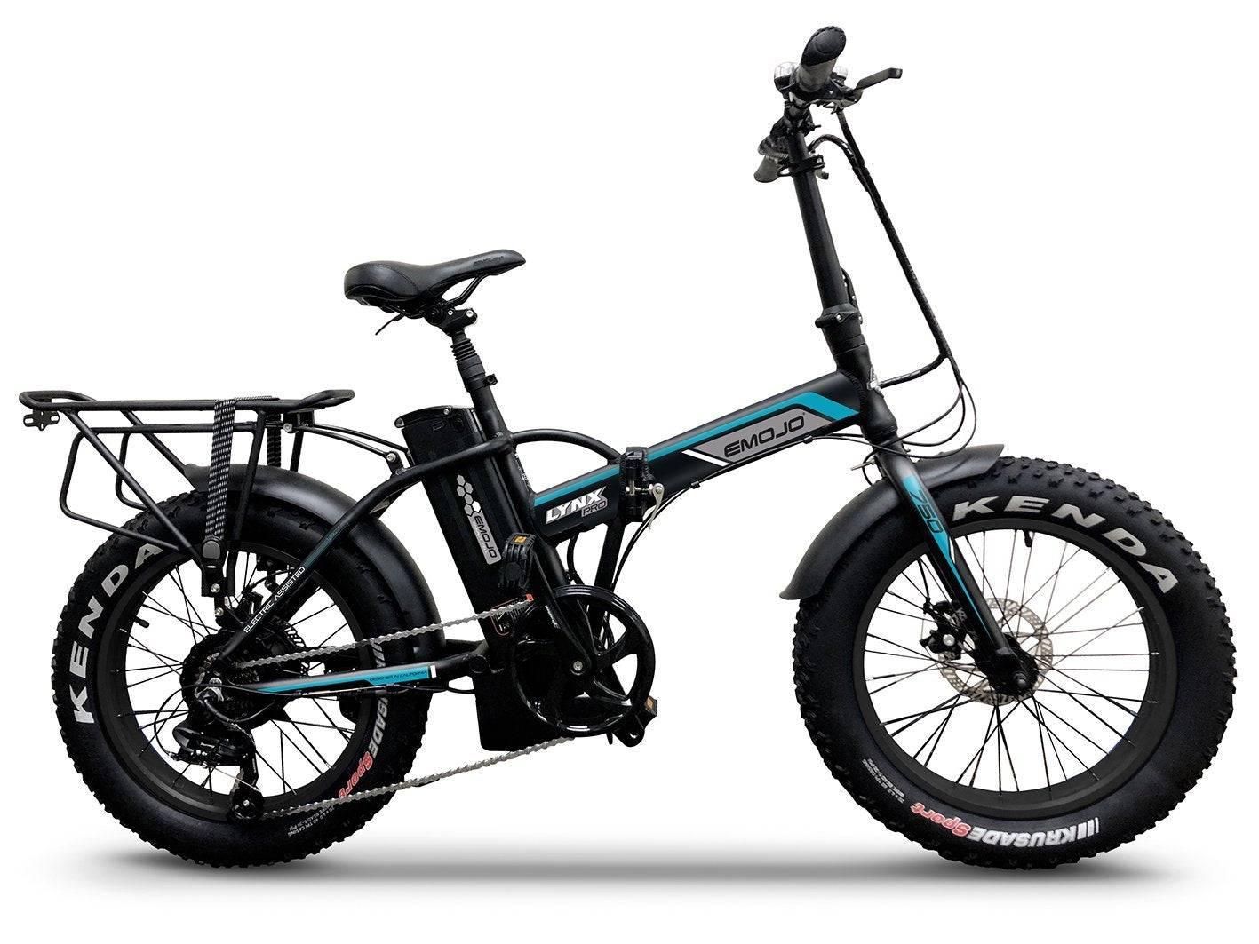 Emojo Lynx PRO 750 Folding Electric Bike