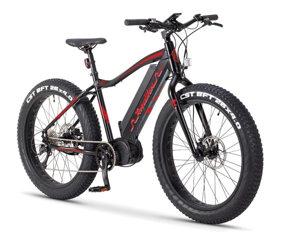 Fifield Rogue Wave 750W Fat Tire Electric Bike