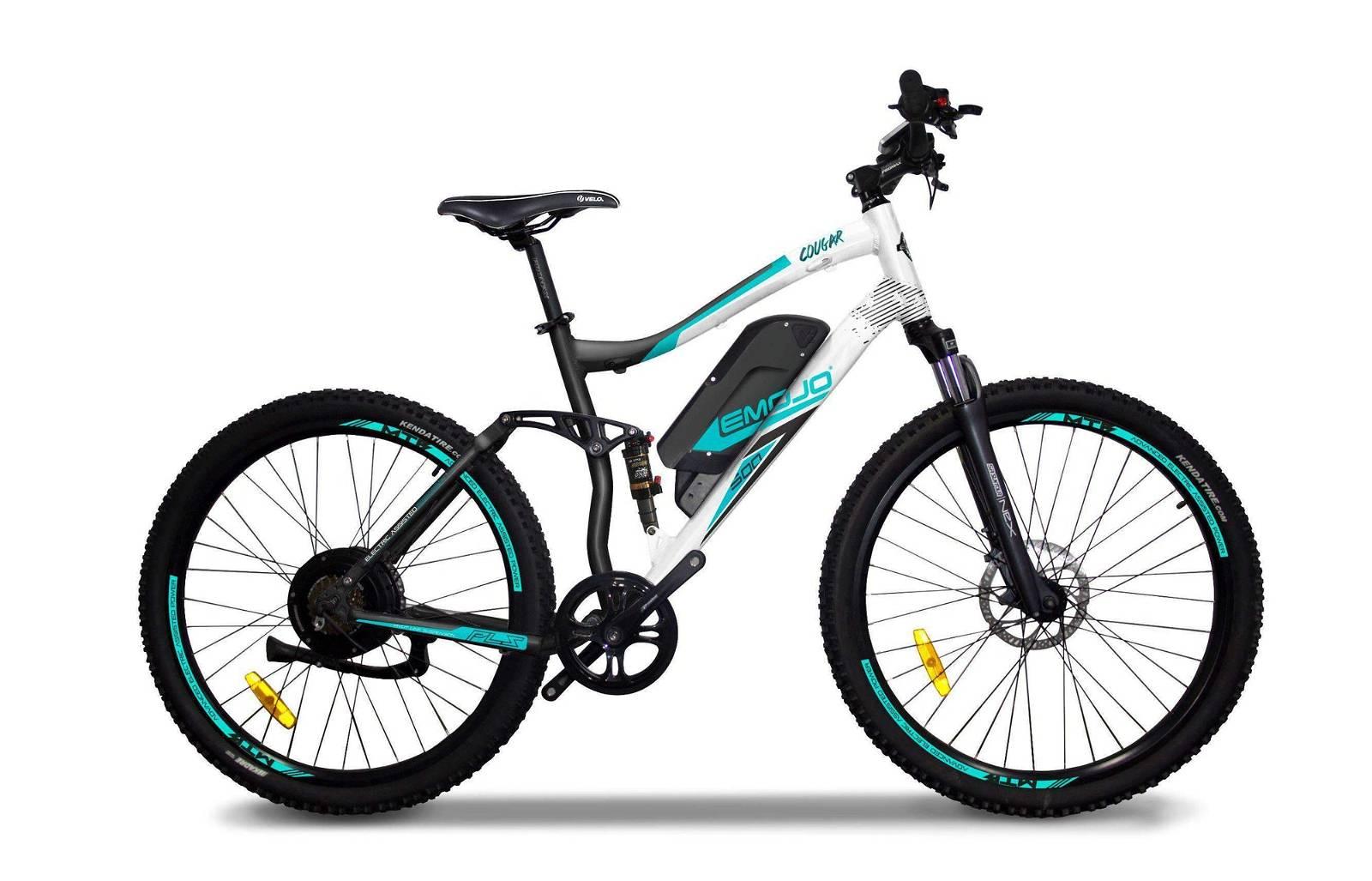 Emojo Cougar Electric Mountain Bike