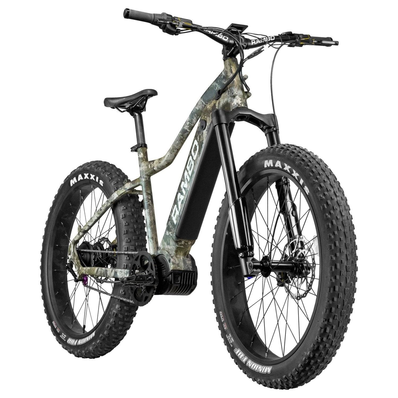 Rambo Prowler 1000W XPE Electric Hunting Bike