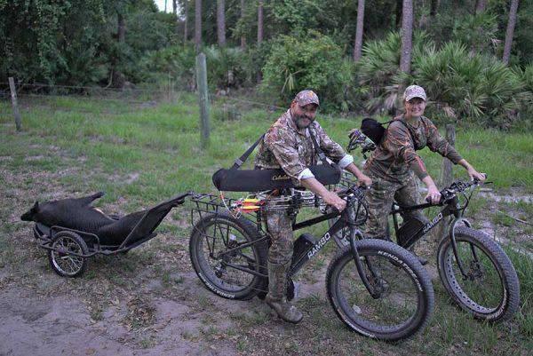 Rambo Aluminium Bike/Hand Cart