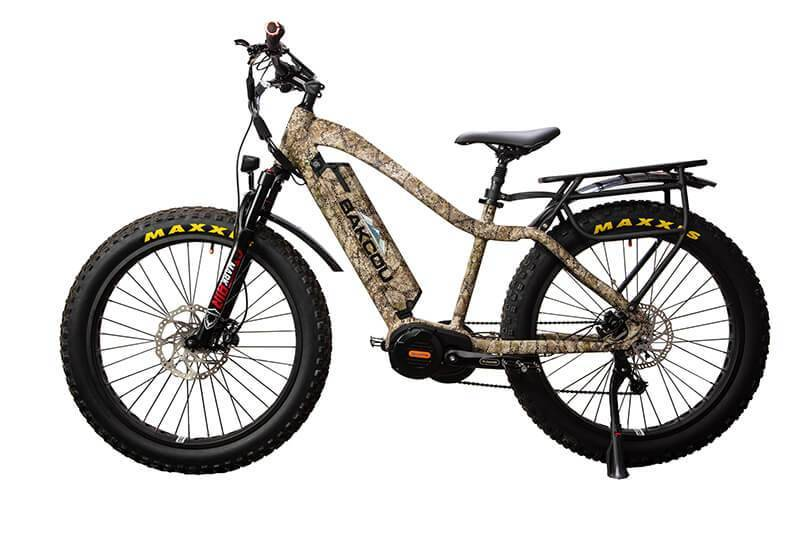 BAKCOU Mule Elite Electric Hunting Bike