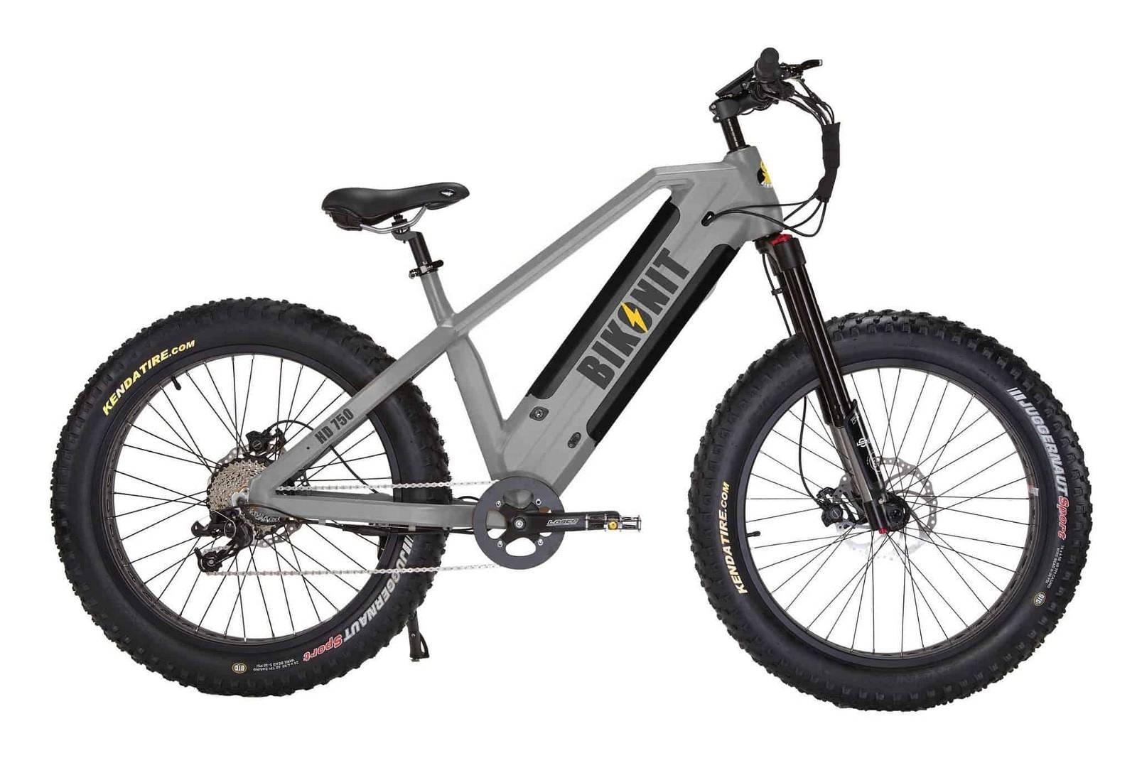 Bikonit Warthog HD 750 Electric Hunting Bike