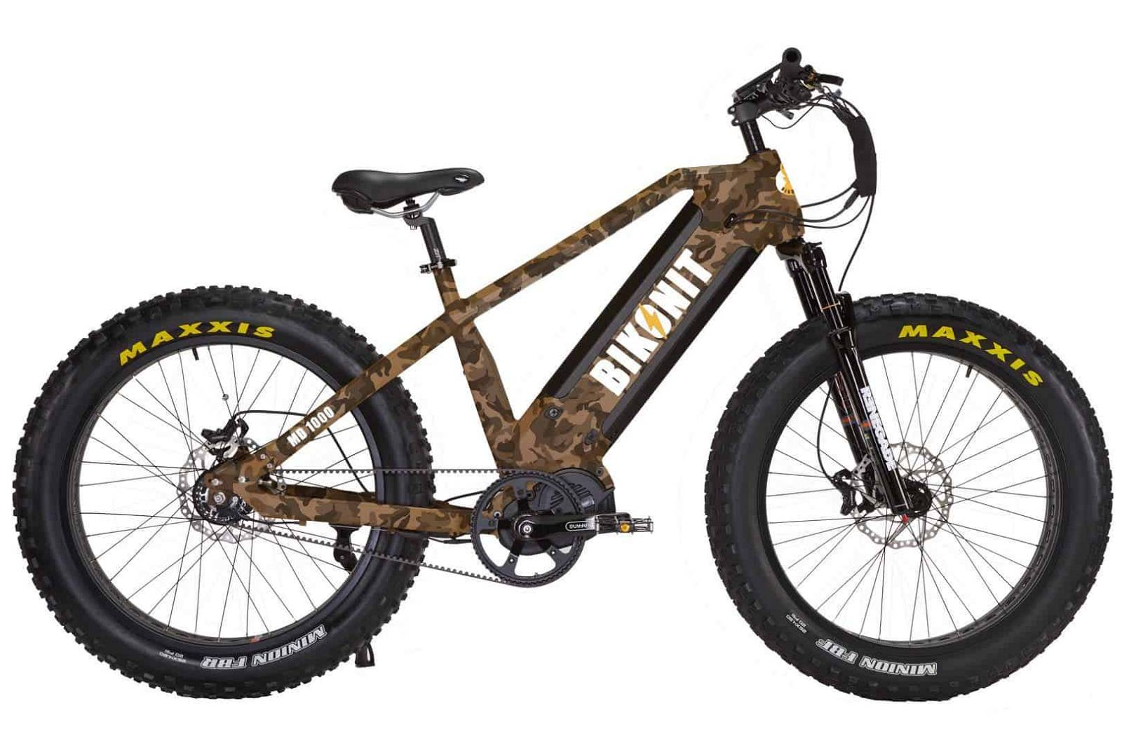 Bikonit Warthog MD 1000 Electric Hunting Bike